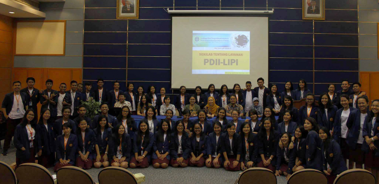 Field Trip Fakultas Ilmu Keperawatan 2017
