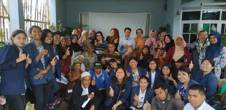 Pelayanan Masyarakat Profesi Ners 2019- Sehat Diawali oleh Saya